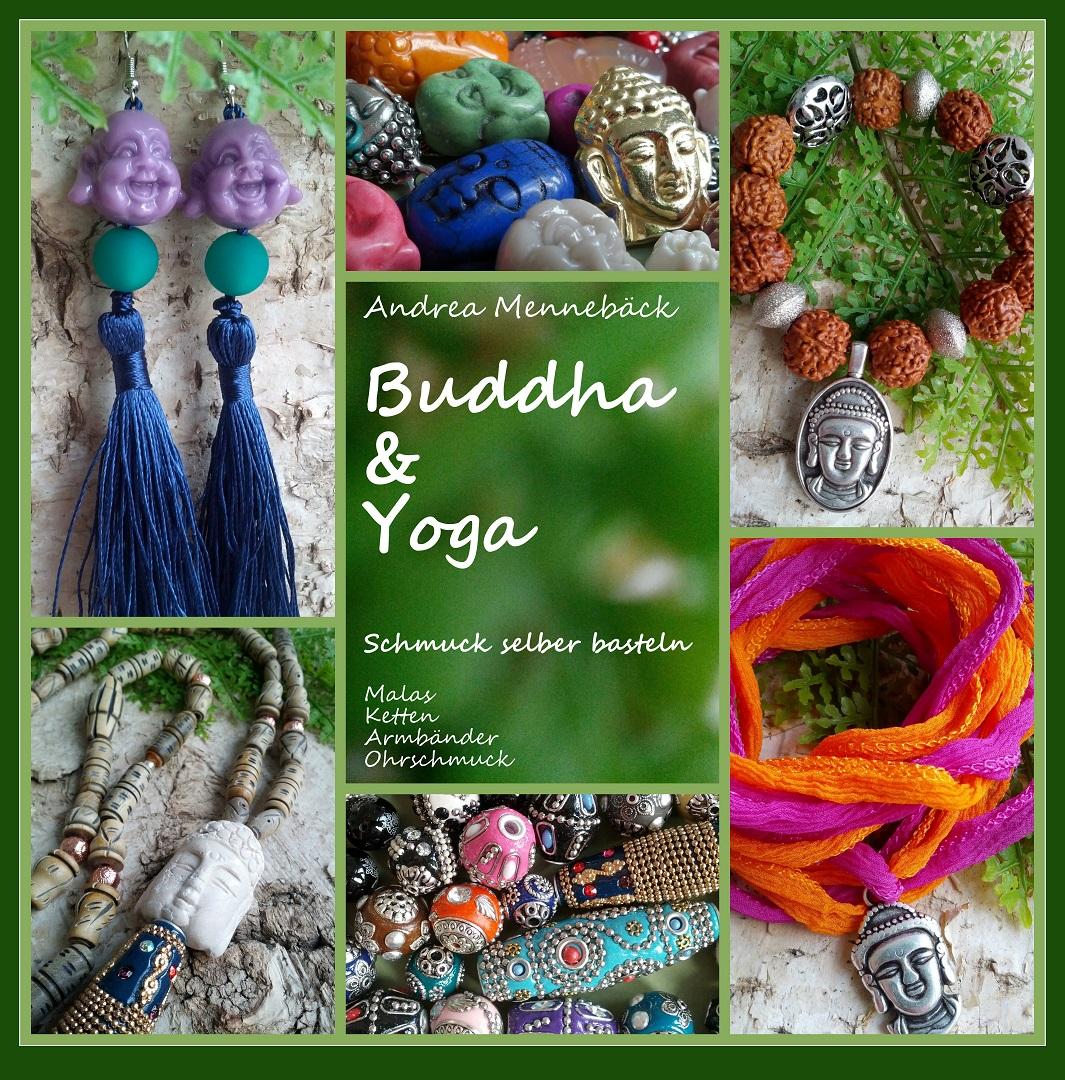 Cover E-Book Buddha & Yoga Schmuck selber basteln